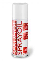 CRA SPRAYOIL - kenõ és korróziógátló spray