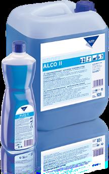 ALCO II - Alkoholos padlótisztítószer