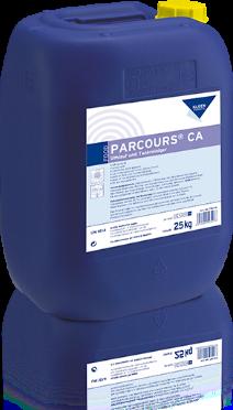 PARCOURS CA - klór-alkáli rendszertisztítószer (CIP)