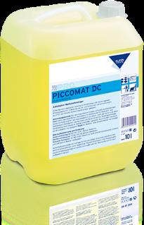 PICCOMAT DC - ipari mûhelytisztítószer