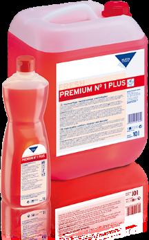 PREMIUM NO.1 PLUS - szaniter tisztító- és ápolószer