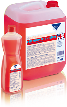 PREMIUM NO.1 VISCOUS - zselés szaniter tisztító és ápolószer